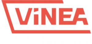 Logo van € 30,- korting op een zomerkamp van Vinea