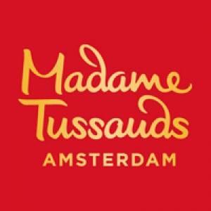 Logo van € 6,50 korting per persoon bij Madame Tussauds