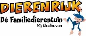 Logo van € 5,00 korting per persoon bij Dierenrijk