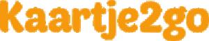 Logo van 10% korting op kaarten bij Kaartje2go