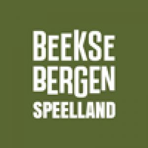 Logo van € 5,00 korting per persoon bij Speelland Beekse Bergen