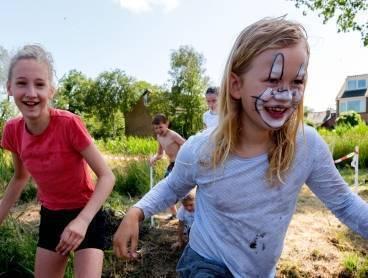 Meer dan 76.000 kinderen een vrolijke buurt