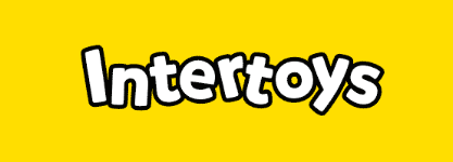 Jantje Beton sponsor logo: Intertoys